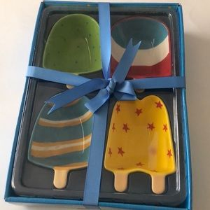 Boston Warehouse Summer Pops Tidbit Tray